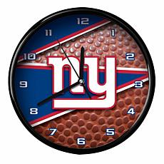 ad6b031f8 Officially Licensed New York Giants Team Football Clock