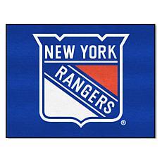 Officially Licensed New York Rangers All-Star Mat