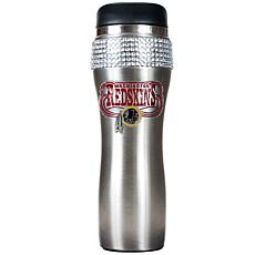 Officially Licensed NFL 14oz. Travel Tumbler-Washington