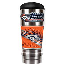 Officially Licensed NFL 18 oz. Stainless Steel MVP Tumb