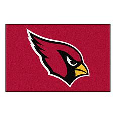 """Officially Licensed NFL 19"""" x 30"""" Rug - Arizona Cardinals"""