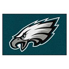"Officially Licensed NFL 19"" x 30"" Rug - Philadelphia Eagles"