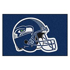 """Officially Licensed NFL 19"""" x 30"""" Rug - Seattle Seahawks"""