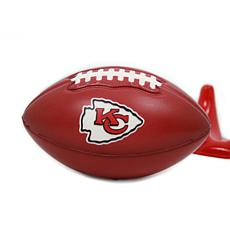 Officially Licensed NFL 2-pack Stress Football - Kansas City Chiefs