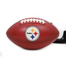 Officially Licensed NFL 2-pack Stress Football - Pittsburgh Steelers