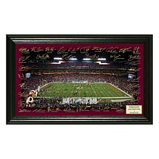 Officially Licensed NFL 2017 Signature Gridiron Print