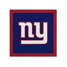 """Officially Licensed NFL 23"""" Felt Wall Banner - New York Giants"""