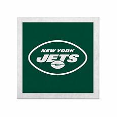 "Officially Licensed NFL 23"" Felt Wall Banner - New York Jets"