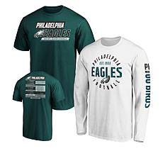 size 40 32dde 43f67 Officially Licensed NFL 3-in-1 T-Shirt Combo by Fanatics