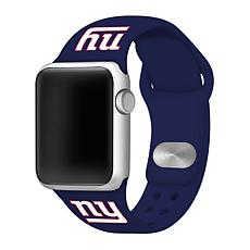 Officially Licensed NFL 42/44mm Apple Watch Sport Band - NY Giants