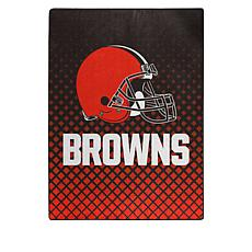 """Officially Licensed NFL 60"""" x 80"""" Faded Glory Throw"""
