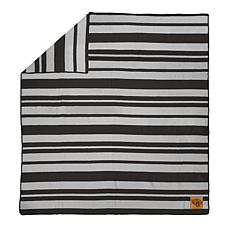 Officially Licensed NFL Acrylic Stripe Throw Blanket - Jaguars