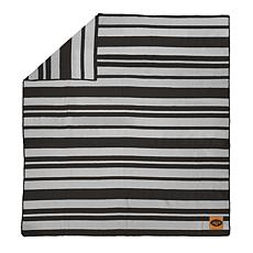 Officially Licensed NFL Acrylic Stripe Throw Blanket - New York Jets