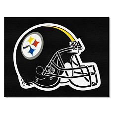 Officially Licensed NFL All-Star Mat - Pittsburgh Steelers