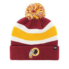Officially Licensed NFL Breakaway Beanie with Pom Pom by '47 Brand