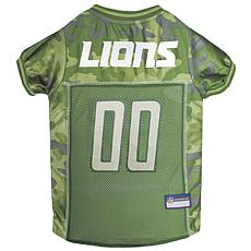 Officially Licensed NFL Camo Jersey - Detroit Lions