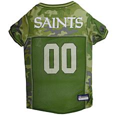 Officially Licensed NFL Camo Jersey - New Orleans Saints