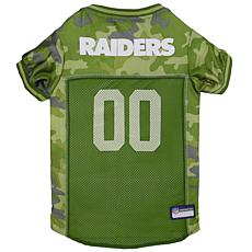 Officially Licensed NFL Camo Jersey - Oakland Raiders