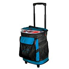 Officially Licensed NFL Carolina Panthers Rolling Coole