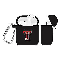 Officially Licensed NFL Case for AirPod Case - Texas Tech - Black