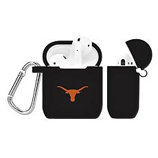 Officially Licensed NFL Case to AirPod Case - Texas Longhorns - Black