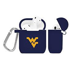 Officially Licensed NFL Case to AirPod Case - WV Mountaineers - Navy