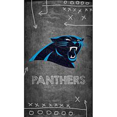 Officially Licensed NFL Chalkboard Canvas