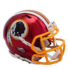 Officially Licensed NFL Chrome Speed Replica Team Helmet