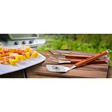 Officially Licensed NFL Classic Series 3-piece BBQ Set - 49ers