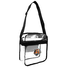 Officially Licensed NFL Clear Gameday Tote - Cincinnati Bengals