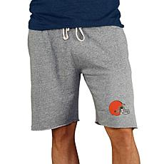 Officially Licensed NFL Concepts Sport Mainstream Men's Shorts Browns