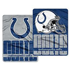 Officially Licensed NFL Double-Sided Silk Touch Throw by Northwest