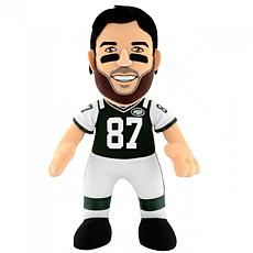 "Officially Licensed NFL Eric Decker 10"" Plush Figure"