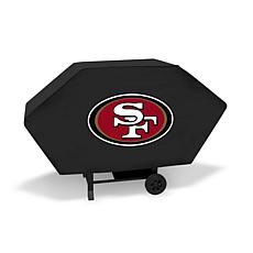 Officially Licensed NFL Executive Grill Cover - 49ers