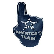 Officially Licensed NFL Fan Finger Pillow
