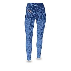 Officially Licensed NFL For Her Gradient Legging  by Zubaz