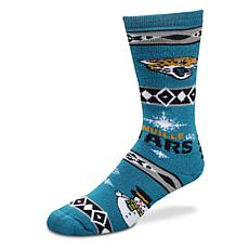 Officially Licensed NFL Holiday Socks by FBF Originals