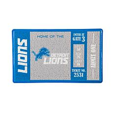 Officially Licensed NFL Indoor/Outdoor Trapper Mat