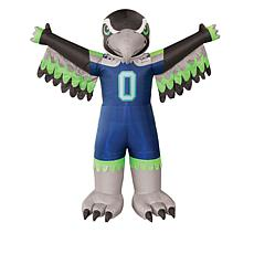 Officially Licensed NFL Inflatable Mascot - Seahawks
