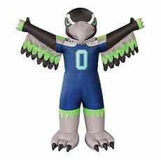 Officially Licensed NFL Inflatable Mascot - Seattle Seahawks