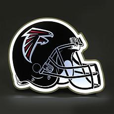 Officially Licensed NFL LED Helmet Lamp - Falcons