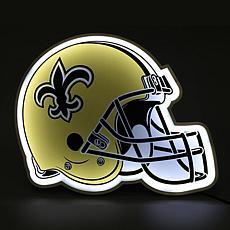 Officially Licensed NFL LED Helmet Lamp - Saints