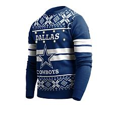 Officially Licensed NFL Light-Up Sweater by Team Beans