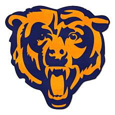 Officially Licensed NFL Mascot Rug - Chicago Bears