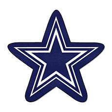 Officially Licensed NFL Mascot Rug - Dallas Cowboys