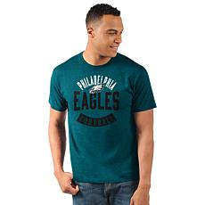 Officially Licensed NFL Men's Logo Short-Sleeve Tee by Glll