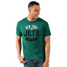 Officially Licensed NFL Men's Logo Short-Sleeve Tee by Glll