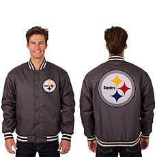Officially Licensed NFL Poly-Twill Jacket