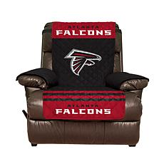 Officially Licensed NFL Recliner Cover - Atlanta Falcons