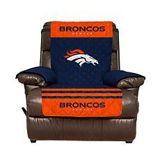 Officially Licensed NFL Recliner Cover - Denver Broncos
